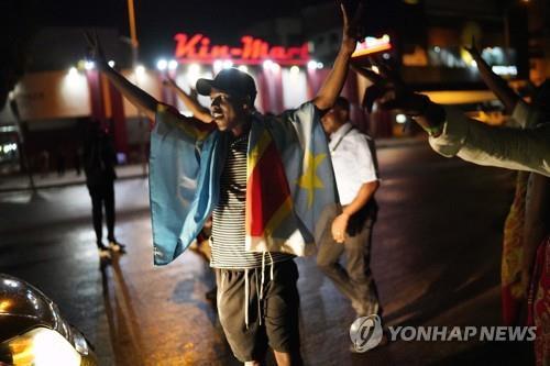민주콩고, 독립 59년만에 선거로 첫 정권교체…부정선거 의혹