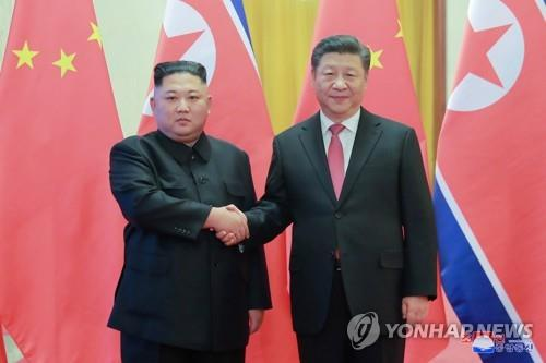 방중 마친 北김정은, 베이징 출발 13시간만에 평양 귀환