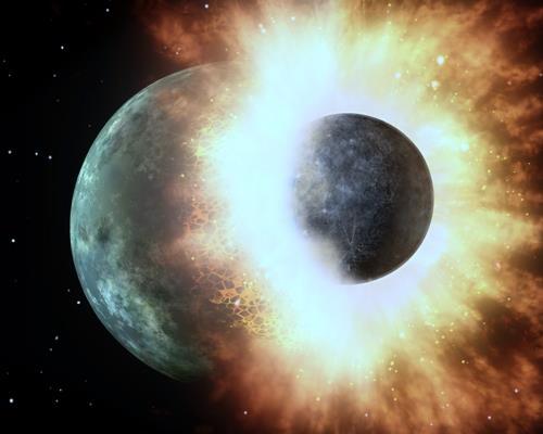 지구에 제2의 달이 생기면 어떤 일이?