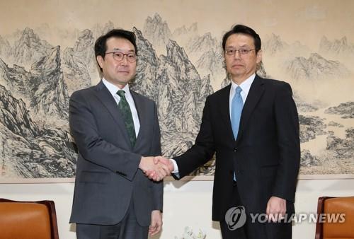 韓日북핵수석 통화…김정은 방중 공유하고 비핵화 조율