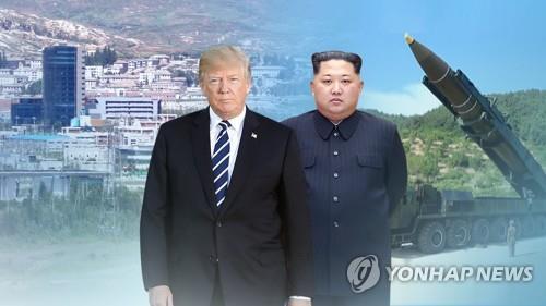 """블룸버그 """"외교적 창의 필요…'평화협정-비핵화' 투트랙 논의"""""""