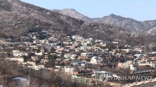 서울 표준주택 공시가 17.75%↑…15억 초과 고가주택 정밀 조준