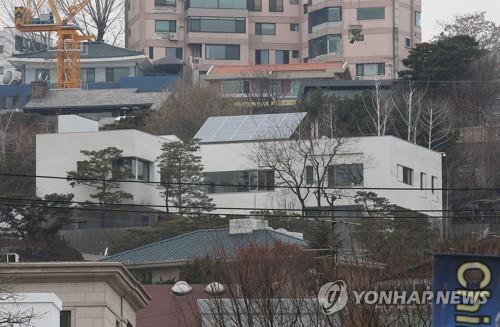 [공시가격 인상] 이명희 회장 한남동 집 169억→270억 '1위 수성'