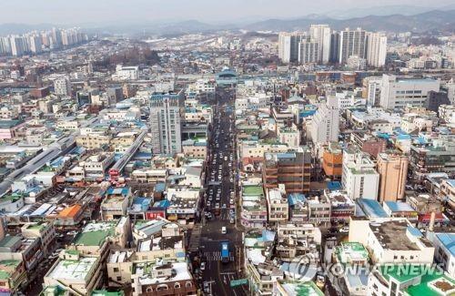 세종 표준주택 공시가 7.62%↑…행정중심복합도시 개발사업 영향