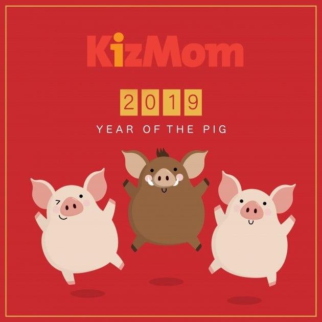 2019 황금돼지의 해, 이 육아템이면 좋은 엄마 되지!