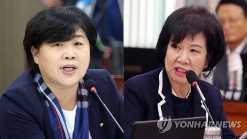 """여권 '서영교·손혜원 논란' 자성 잇따라…""""국민눈높이 안맞아"""""""