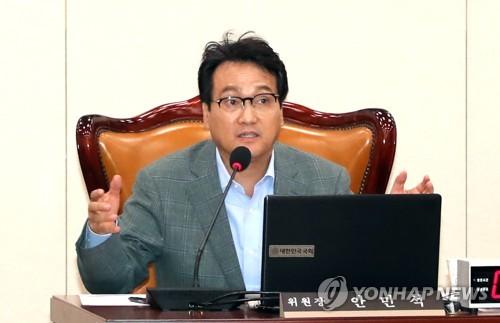 """안민석 """"체육계 미투 사건 청문회 개최 필요"""""""