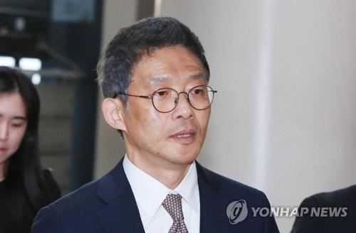 '서지현 인사보복' 안태근 오늘 1심 선고…직권남용 인정될까