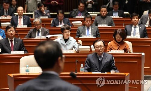 민주, 오후 정책의총 열어 선거제 개혁안 등 논의 예상