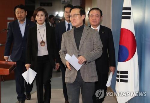 여야 원내대표 'CES 참관' 방미 계획 취소