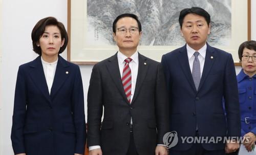 여야 원내대표 새해 첫 회동…쟁점 상임위 가동 논의