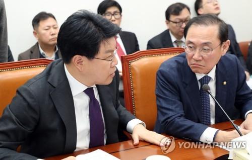새해 첫 정개특위 회의…민주-한국 '의원정수' 입장차 확인
