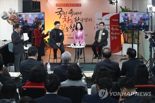 한국당 조직위원장 청년·여성 '반란'…TK선 낙천아픔 딛고 부활