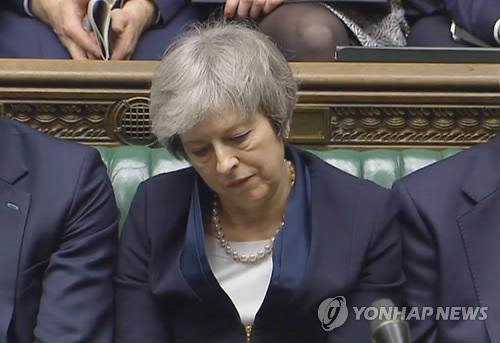 """'노딜 브렉시트 위기' 정부 대책회의…""""악영향 최소화에 최선"""""""