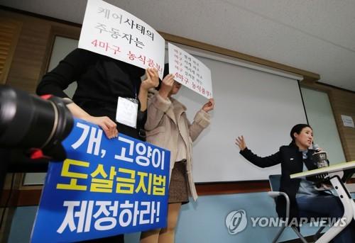 """박소연 """"안락사마저 사치인 동물 많아…무분별한 폭로로 고통"""""""