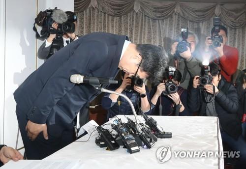 """전명규 교수 """"젊은빙상인연대 관계자가 조재범 회유"""""""