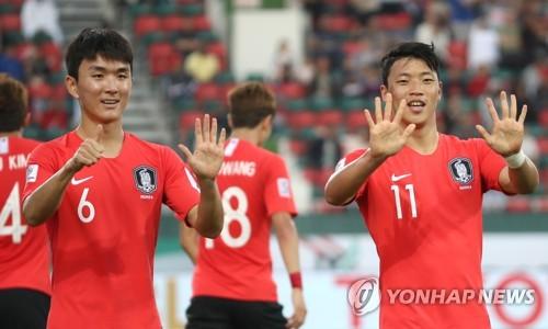 [아시안컵] 한국, 바레인에 2-1 진땀승…카타르와 8강 격돌