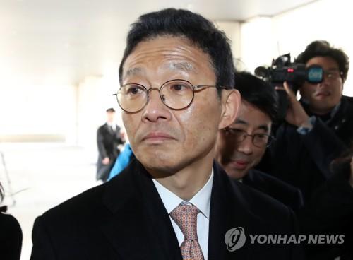 """안태근 징역 2년 법정구속…""""서지현 추행·인사보복 모두 인정"""""""