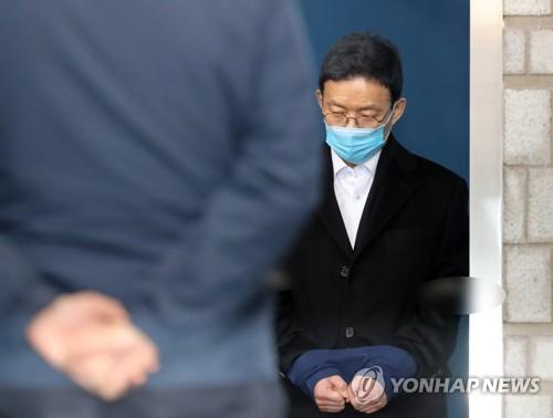 '서지현 인사보복' 안태근 1심 징역 2년 불복해 항소