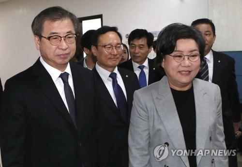 """국정원 """"북미, 2차 정상회담 공동선언문 문안조정 들어갈 듯"""""""
