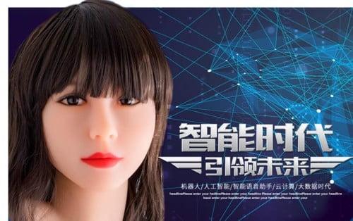 중국 업체 진싼와와의 AI형 성인용 인형 /사진=진싼와와 홈페이지