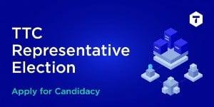 TTC 프로토콜, 블록 생성할 대표자 후보 모집 시작