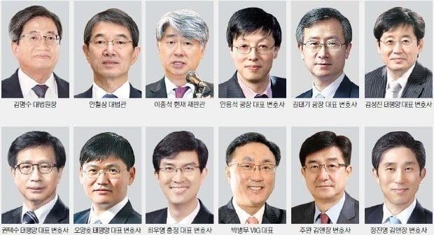 사법부 정점 오른 김명수…2兆 사모펀드 굴린 박병무