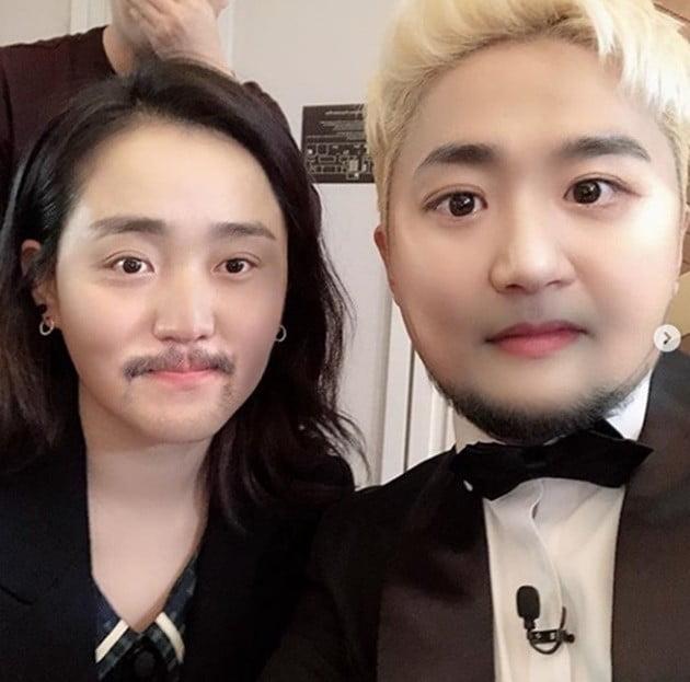 유병재 문근영  / 출처 = 유병재 인스타그램 캡쳐