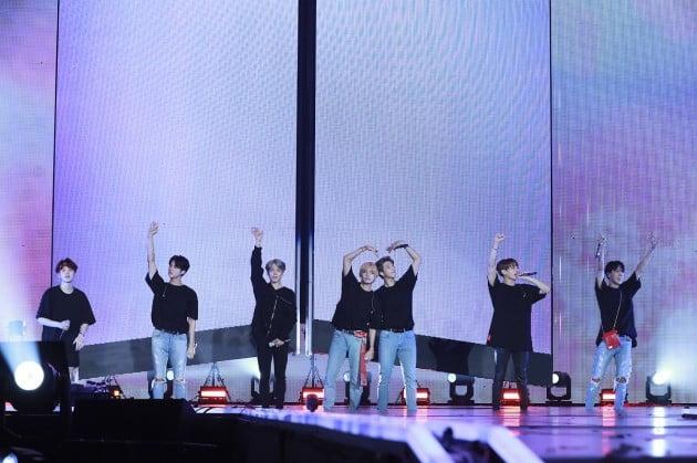 방탄소년단, 'LOVE YOURSELF' 일본 첫 돔 투어 화려한 피날레