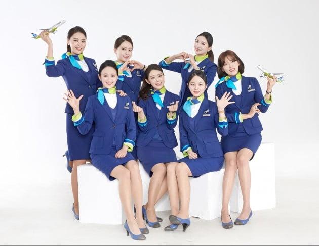 에어부산,한국에서 가장 존경받는 기업 3년 연속 지비용항공사부문 1위