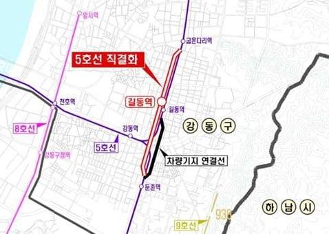 [집코노미] 서울시 2차 도시철도망 계획 최대 수혜지는 ○○