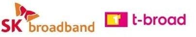SK브로드밴드가 티브로드와 합병에 나선다=SK브로드밴드, 티브로드 홈페이지 캡처