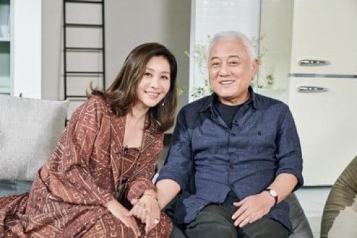 최명길, 김한길 부부/사진=tvN '따로 또 같이'