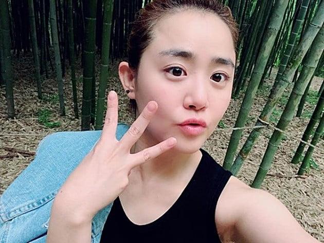 문근영 나이 /  출처 = 문근영 인스타그램