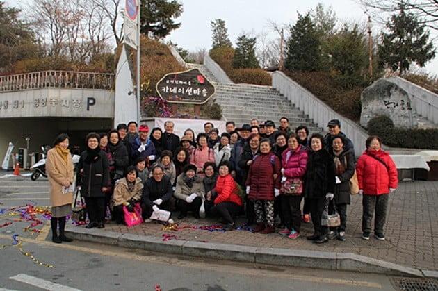 경기 카네이션 마을 / 출처 = 경기도 제공