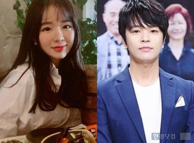 김진아, 김정훈/사진=김진아 인스타그램, 한경DB