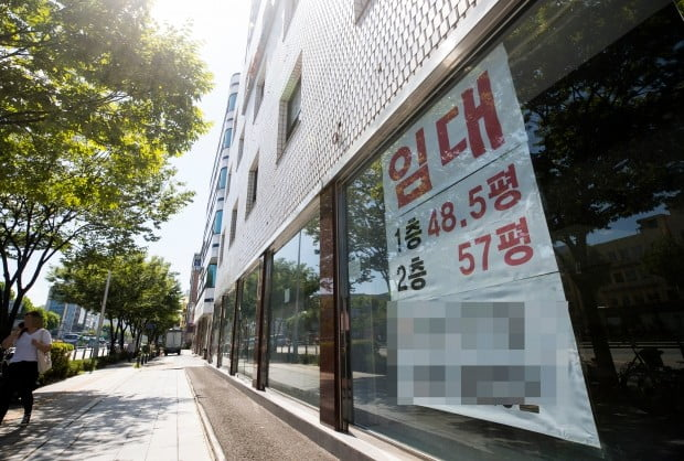 """'경기침체'에 상가 임대수익률 '악화'…""""당분간 악화 지속"""""""