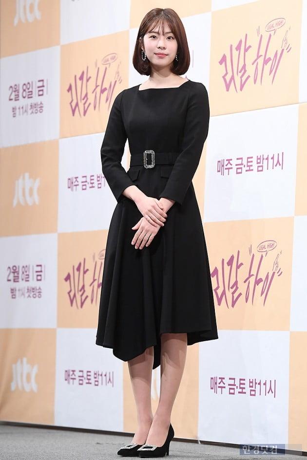 [포토] 서은수, '블랙 원피스 입고 단아하게~'