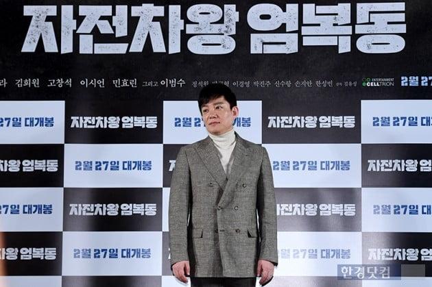 [포토] 이범수, '배우이자 제작자'