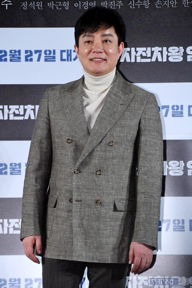[포토] 이범수, '믿고 보는 배우'