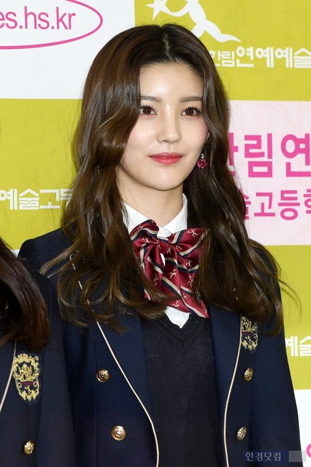 [포토] 고유진, '아름다운 미모'