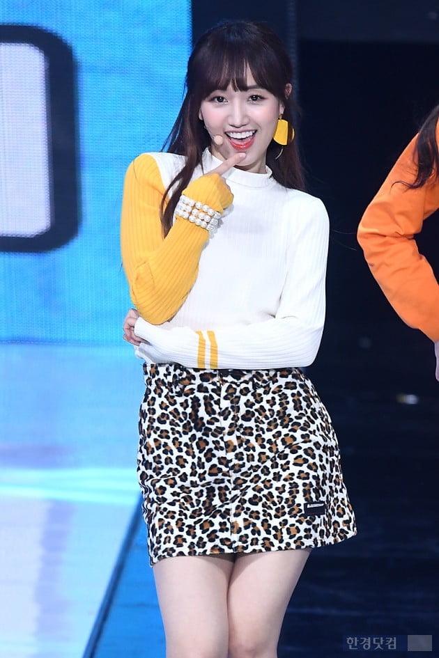 [포토] 체리블렛 해윤, '싱그러운 미소~'