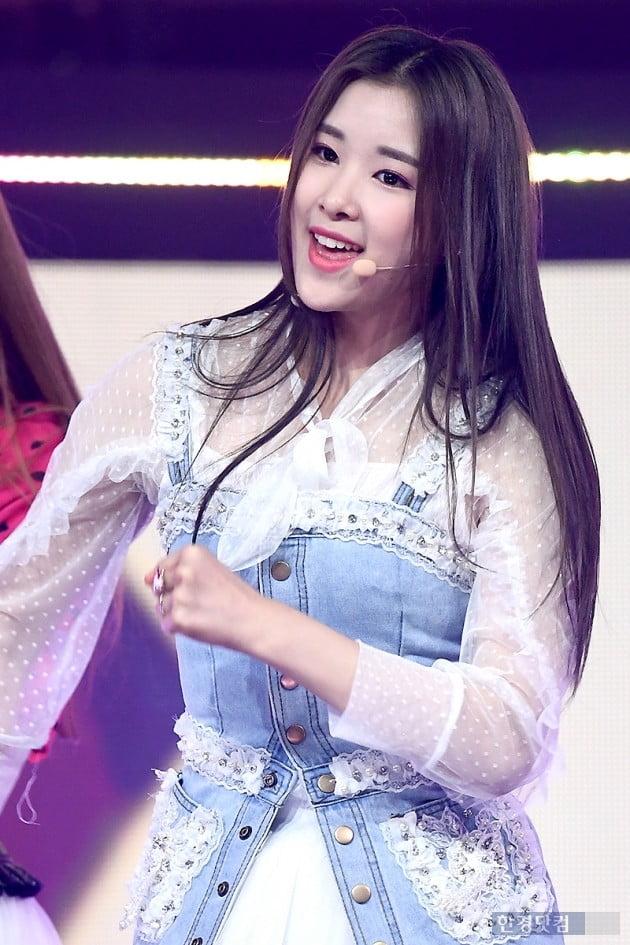[포토] 네이처 유채, '사랑스러운 미소~'