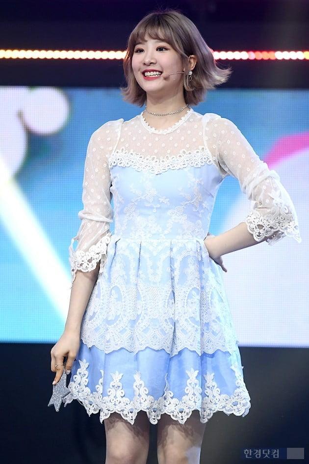 [포토] 네이처 선샤인, '예쁜 미소~'