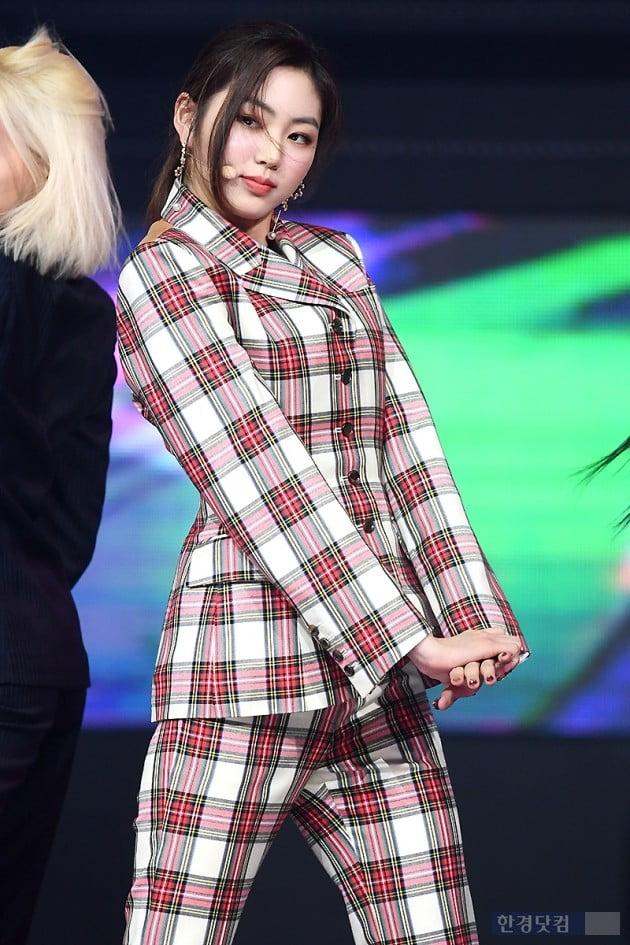 [포토] CLC 권은빈, '시크한 눈빛~'