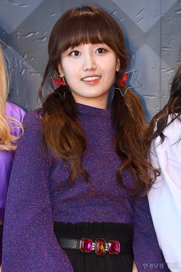 [포토] 체리블렛 해윤, '귀여운 미소~'