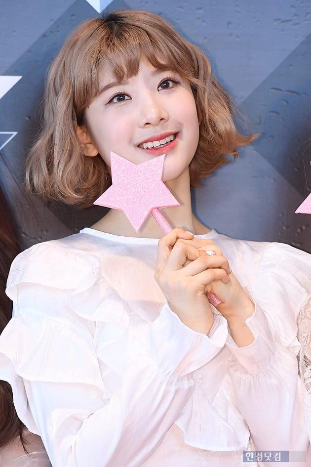 [포토] 네이처 선샤인, '미소만 지어도 사랑스러워~'