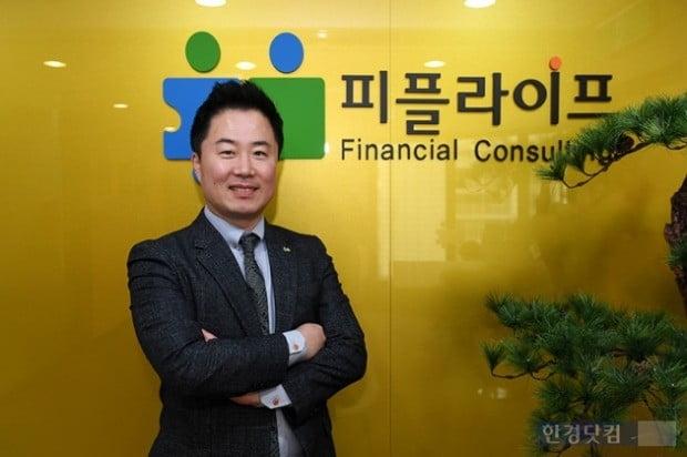 조인배 피플라이프 D&B 사업단 지점장 인터뷰.(사진=최혁 기자)