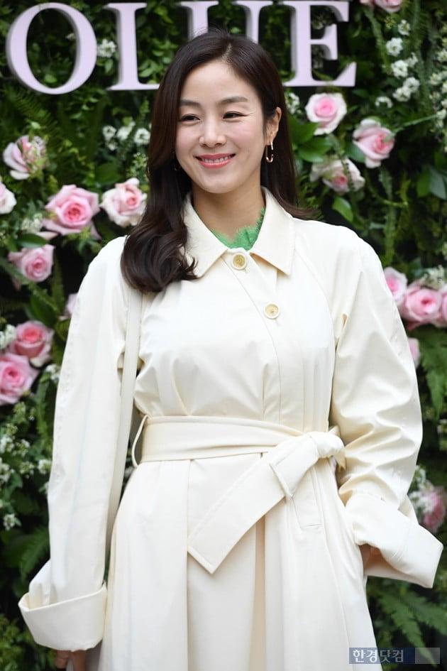 [포토] 문정원, '아름다운 미모에 시선 집중'