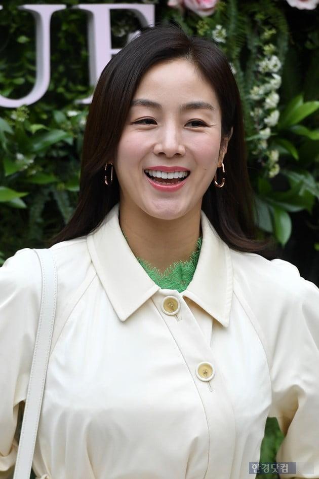 [포토] 문정원, '서언이 서준이 닮았나요?'